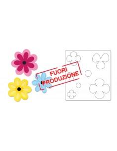 Bigz L Die - Flower Layers...
