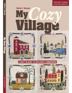 My Cozy Village: 9 Quilt...