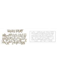 F/P - Bigz XL Alphabet Die...