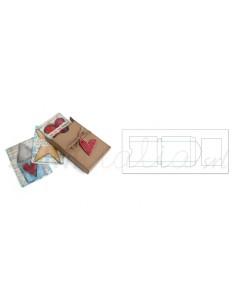 Bigz XL Die - Box & Card by Stephanie Ackerman