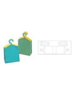 Bigz XL Die - Box, Hanger by WWC