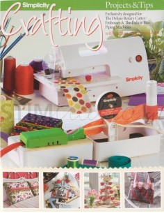 Crafting Project Book - Libro