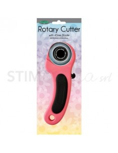 CUTTER ROTARY 45MM - Pink
