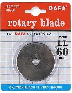 DAFA 60MM REPLACEMENT ROTARY BLADES