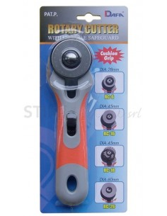 DAFA SAFEGUARD ROTARY CUTTER 45MM