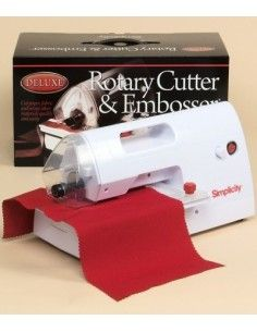 Deluxe Rotary Cutting