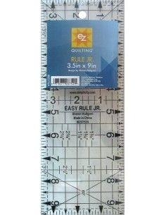 "Easy Rule Jr. - cm 24x9 / inch 9,5""x3,5"""