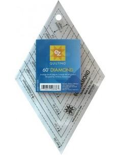 EZ Quilting - Diamond shapes - Sagoma per diamanti - 60°