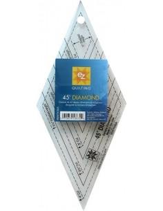 EZ Quilting - Diamond shapes - Sagoma per diamanti 45°