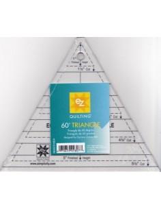EZ Quilting - Triangle Shapes - Sagoma per triangoli equilateri 60°