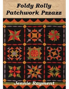 FOLDY ROLLY PATCHWORK PZZAZZ