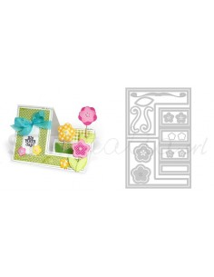 Framelits Die Set 21PK - Card, Basic Step by Stephanie Barnard