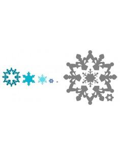 Framelits Die Set 3PK - Snowflakes by Rachael Bright