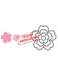 Framelits Die Set 4PK - Flowers 3 by Rachael Bright