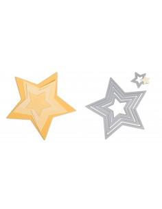 Framelits Die Set 5PK Stars