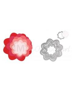 Framelits Die Set 7PK Flowers
