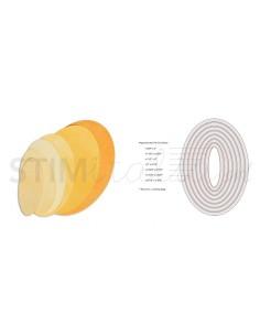 Framelits Die Set 7PK - Ovals