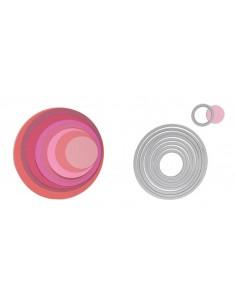 Framelits Die Set 8PK Circles