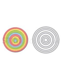 Framelits Die Set 8PK - Circles 2