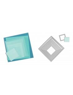 Framelits Die Set 8PK - Squares