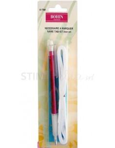 Kit per marcare (Stencil+Penna+Nastro Term. m.4)