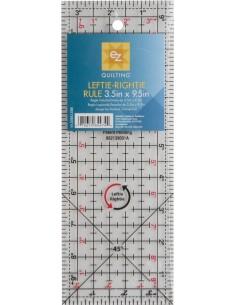 LEFTIE RIGHTIE 3.5 X 9 IN