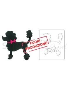 Originals Die - Poodle by Jen Long